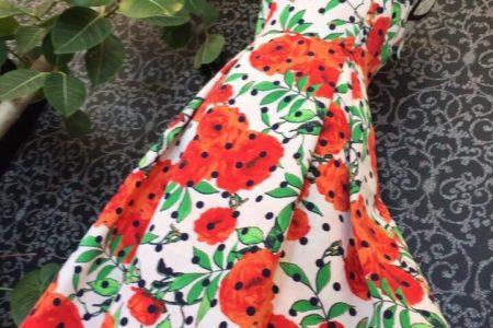 【 #outlet 綺麗なオレンジの花 】